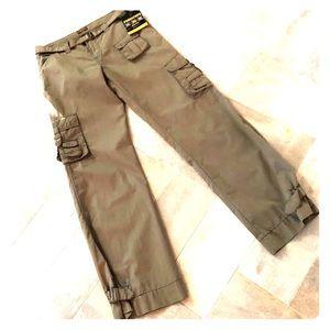 🆕Periscope Utilitarian Army Green Cargo Pants